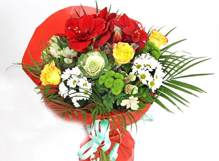 Ramo variado multicolor | Trébol Floristas